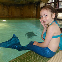 Fin Fun mermaid tail review